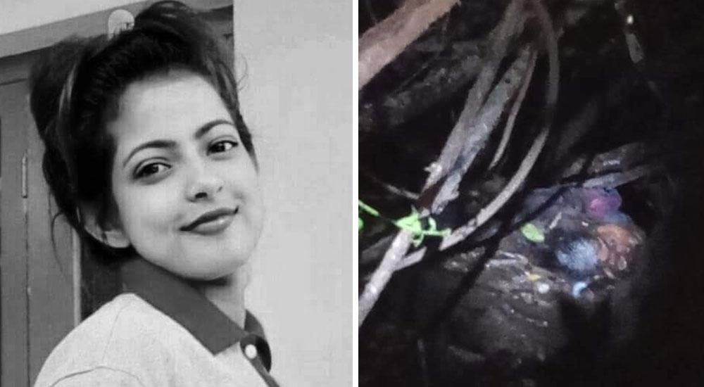 'अपहरणमा परेँ' भनेर फोन गरेकी सुजिता मृत फेला