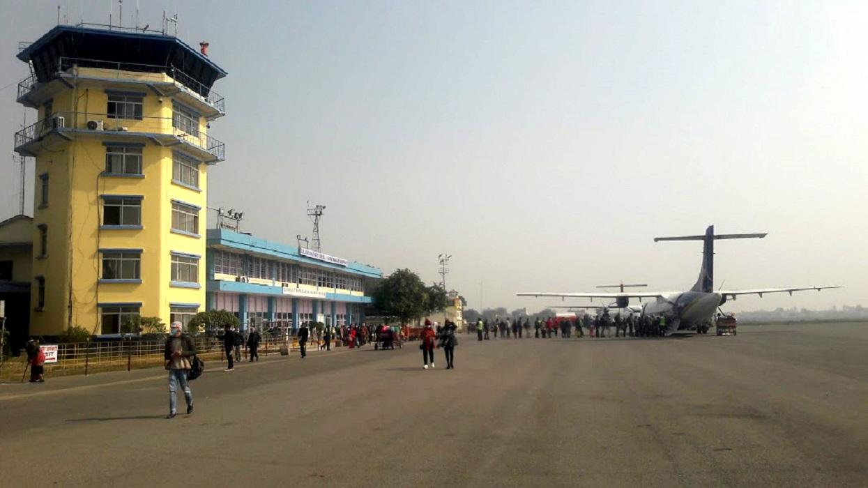 विराटनगर विमानस्थल मुआब्जा वितरणको काम सुस्त