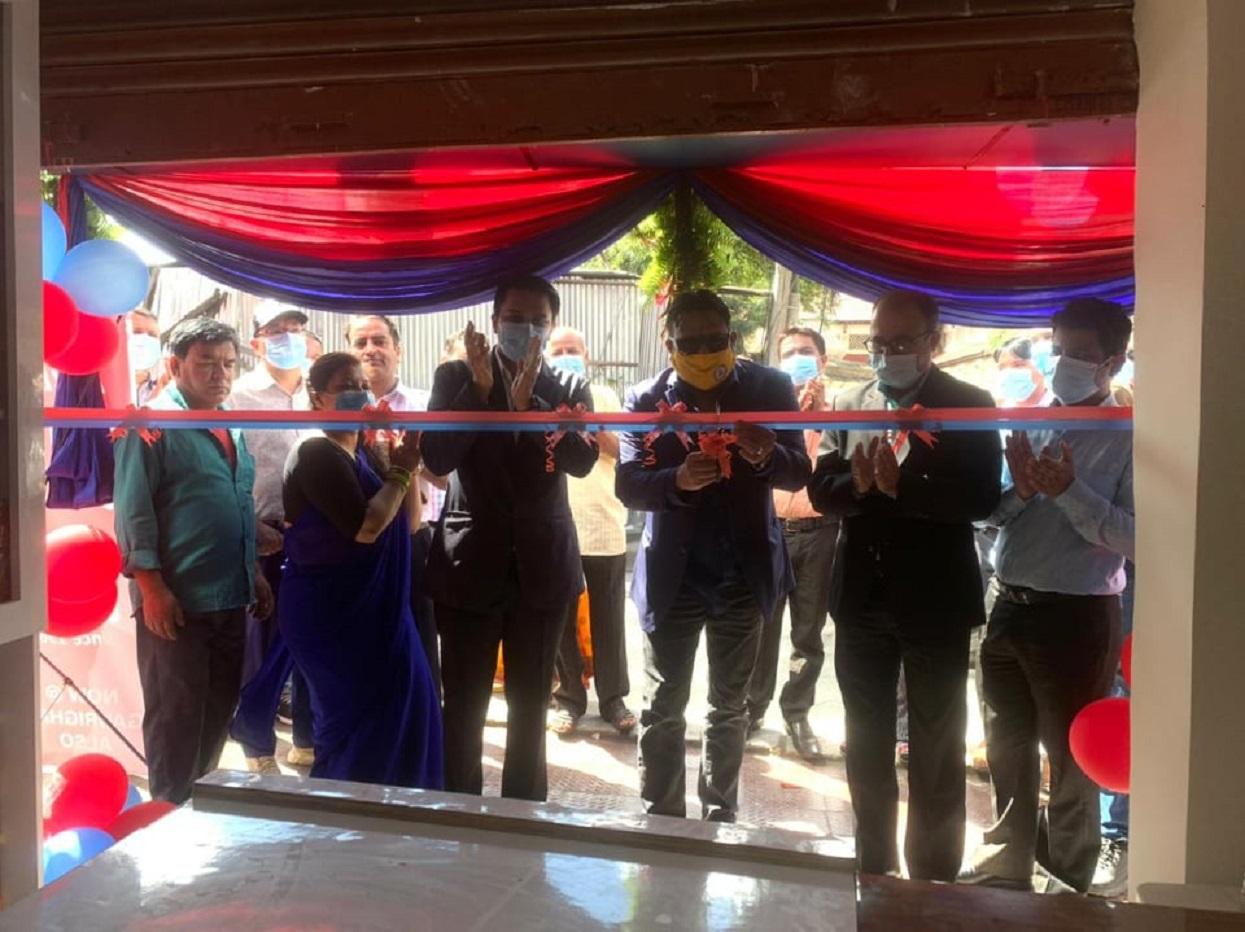 नेबिकोको ५७औं स्थापना दिवस सम्पन्न' बालाजु र गौरिघाटमा फ्याक्ट्री आउटलेट उद्घाटन