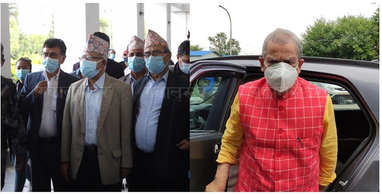 दल दर्ताका लागि नेपाल र ठाकुरले पुनः निवेदन दिनुपर्ने