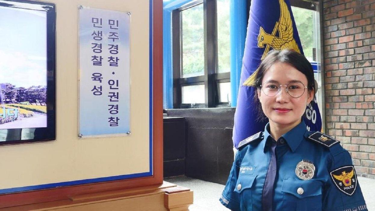 कोरियालीसँग बिहे गरेर गएकी सम्झना राई किम हाना हुँदै यसरी बनिन् प्रहरी अधिकृत