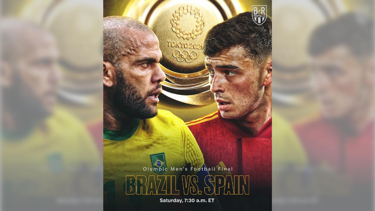 टोक्यो ओलम्पिक : पुरुष फुटबलको फाइनलमा ब्राजिल र स्पेन खेल्ने
