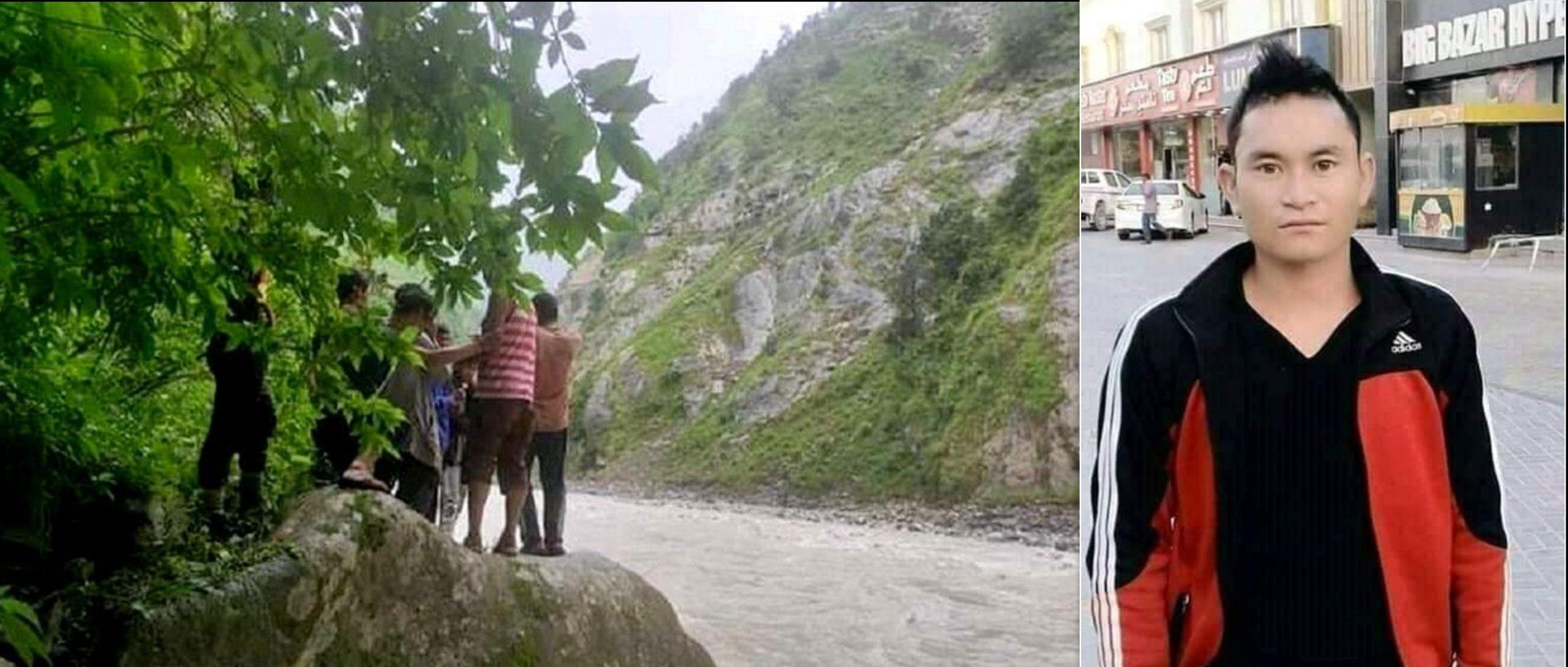 जयसिंह आत्तिएर नदीमा खसेको भारतको दाबी