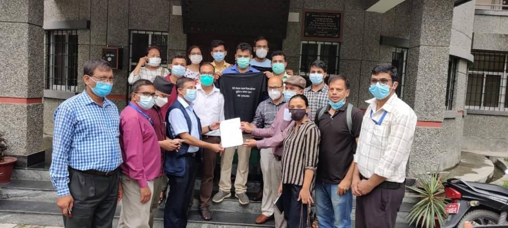 स्वास्थ्य मन्त्रालय र बीपी प्रतिष्ठान शुद्धीकरण अभियानबीच ६ बुँदे सहमति