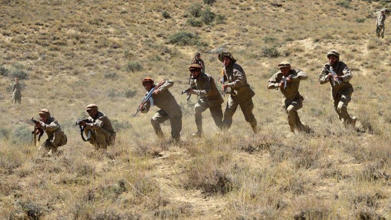 पान्जशिर उपत्यकाका चार जिल्ला कब्जा गरेको तालिबानको दाबी