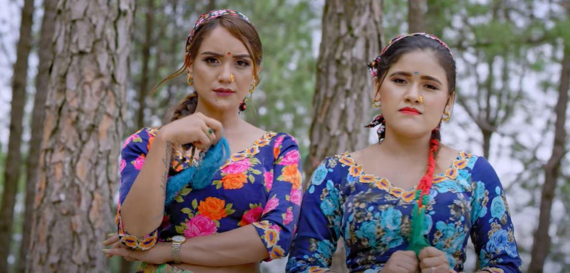 'देऊ न माया सुन्तला' मा सारिका (भिडिओ)