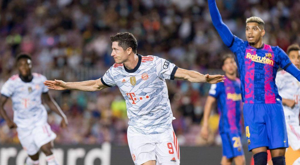 बार्सिलोनाको पोस्टमा बार्यनको ३ गोल