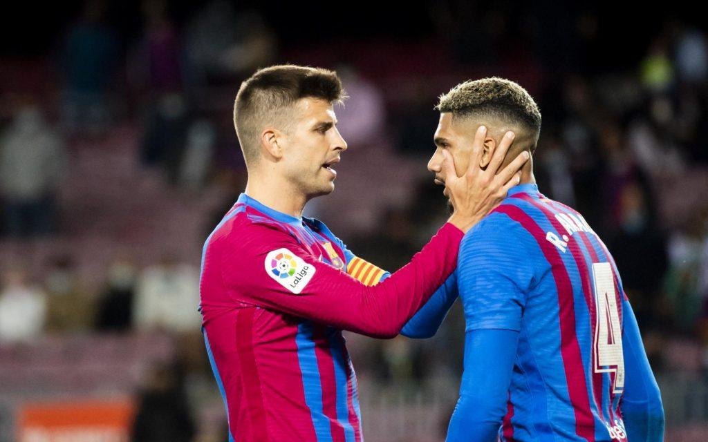 अन्तिम समयको गोलले हारबाट जोगियो बार्सिलोना
