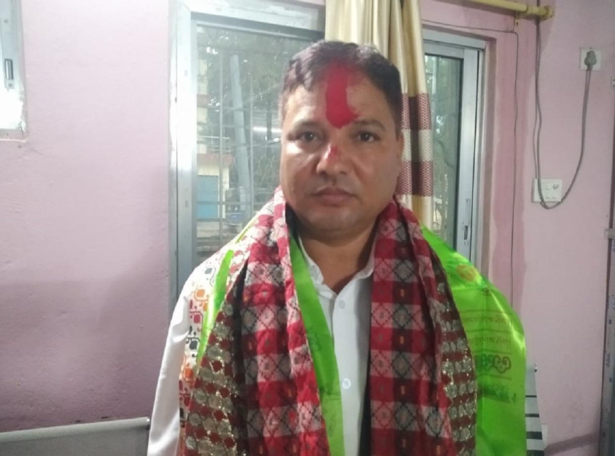 नेकपा (एस) सुदूरपश्चिम प्रदेश संसदीय दलको नेतामा सोडारी