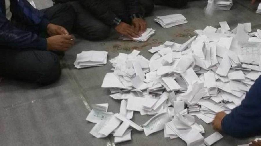 कार्यकाल सकिनै लाग्दा महोत्तरीको एक वडामा पुनः मतगणना