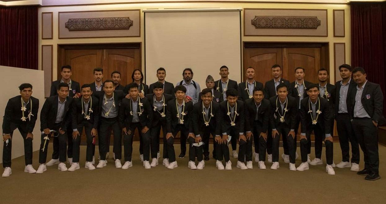 साफ च्याम्पियनसिप : प्रतियोगिताअघिको नेपाल