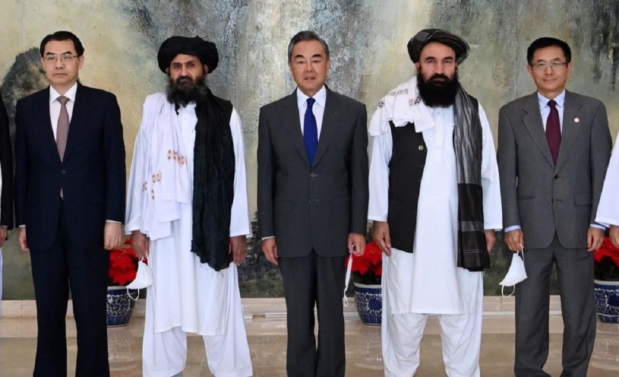तालिबान सरकारलाई चीनको समर्थन' तीन करोड अमेरिकी डलर सहयोग