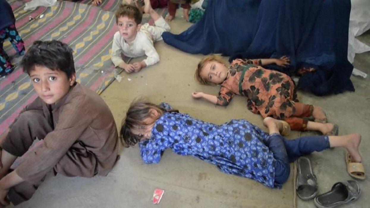 अफगानिस्तानमा एक करोड बालबालिकालाई मानवीय सहयोगको आवश्यकता