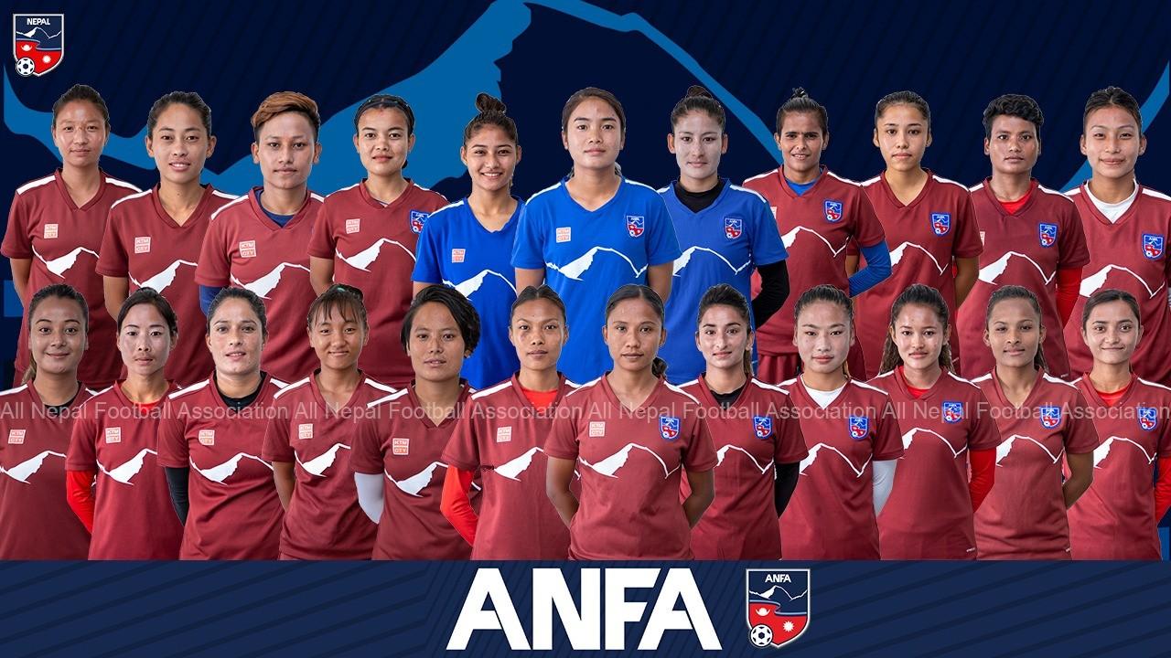 नेपाल-बंगलादेश महिला फुटबल : नयाँ मैदानमा नयाँ खेलाडीलाई अवसर