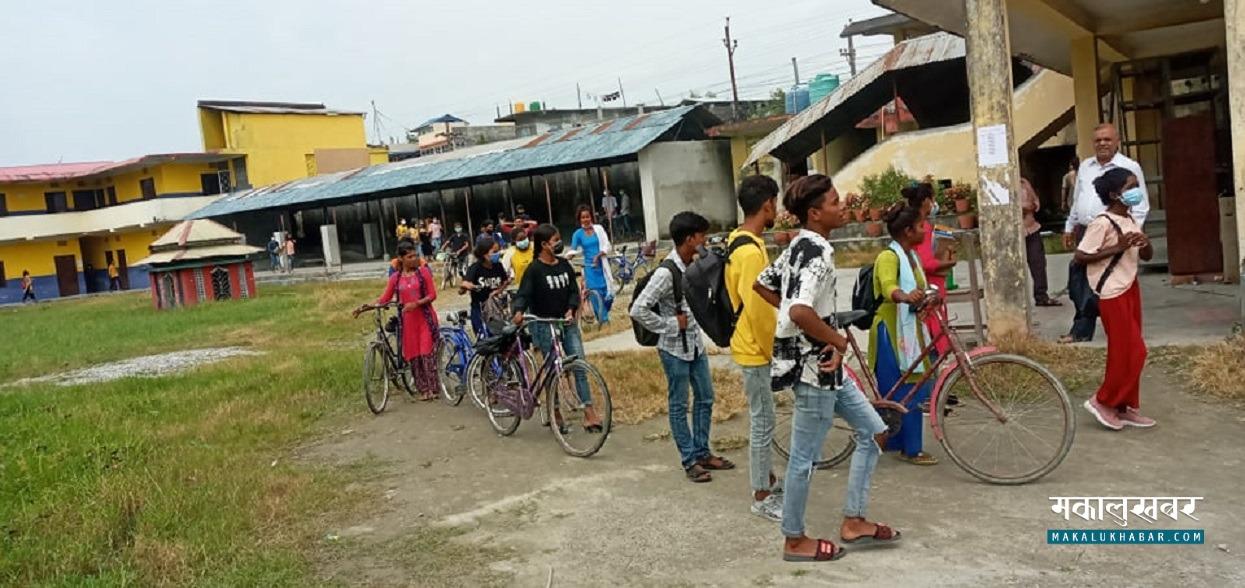 शहरमै विद्यार्थीसम्म पुगेन अनलाइन शिक्षा