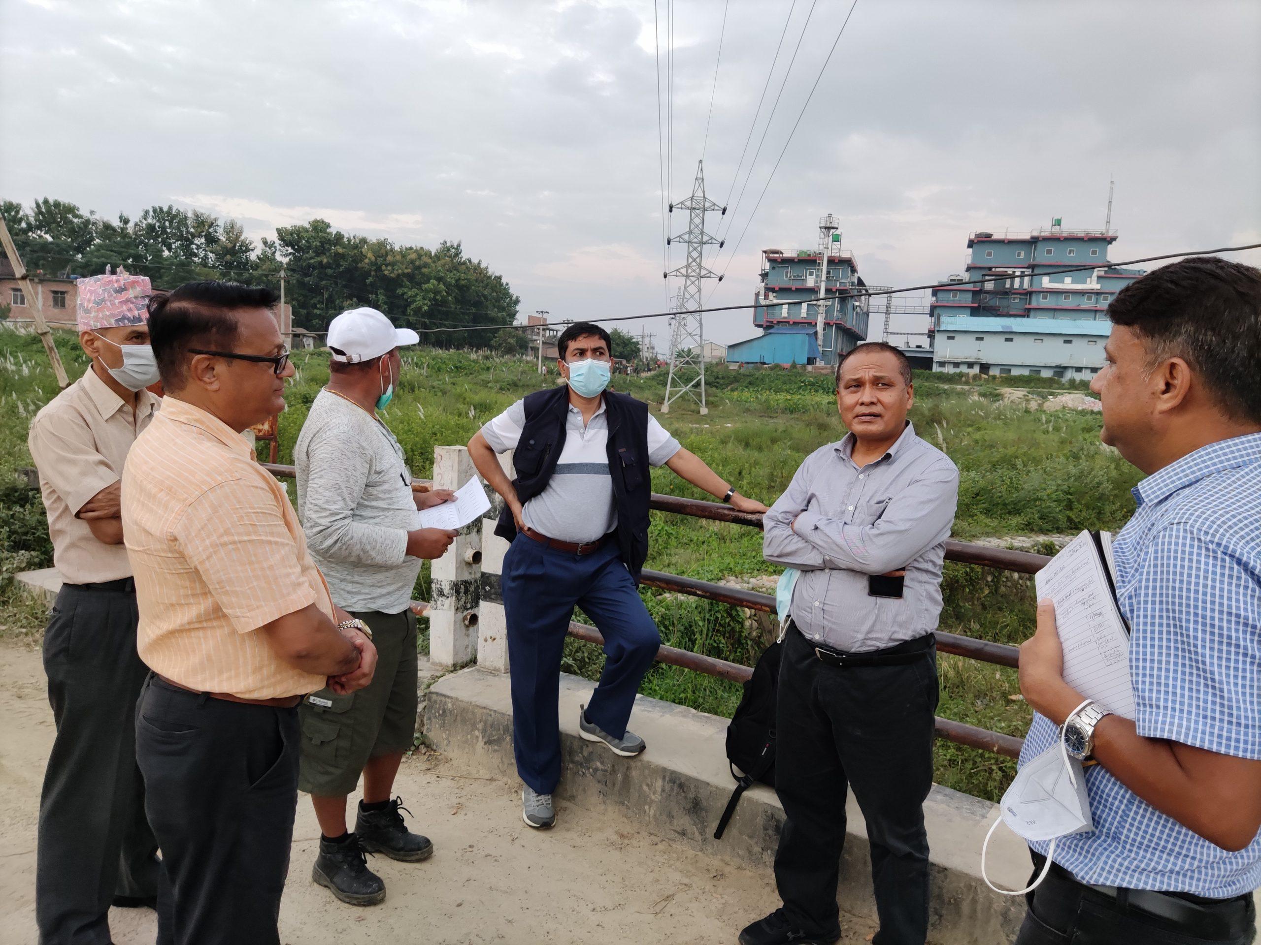 हेटौँडा–ढल्केबर–इनरुवा ४०० केभी प्रसारण लाइन निर्माणमा अवरोधैै अवरोध