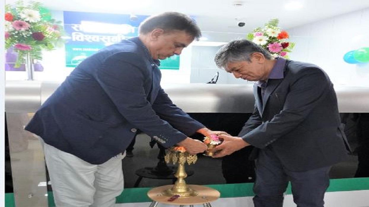 सानिमा बैंक अब ललितपुरको ढोलाहिटीमा पनि
