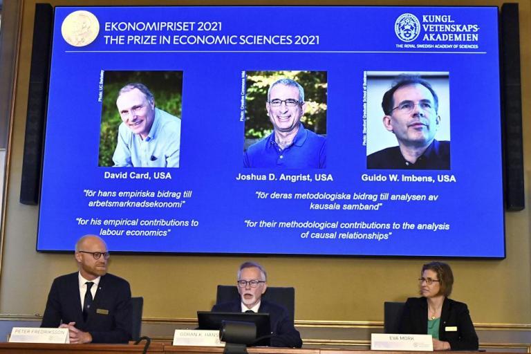 अर्थशास्त्रतर्फको नोबेल पुरस्कार अमेरिकी शोधकर्तालाई