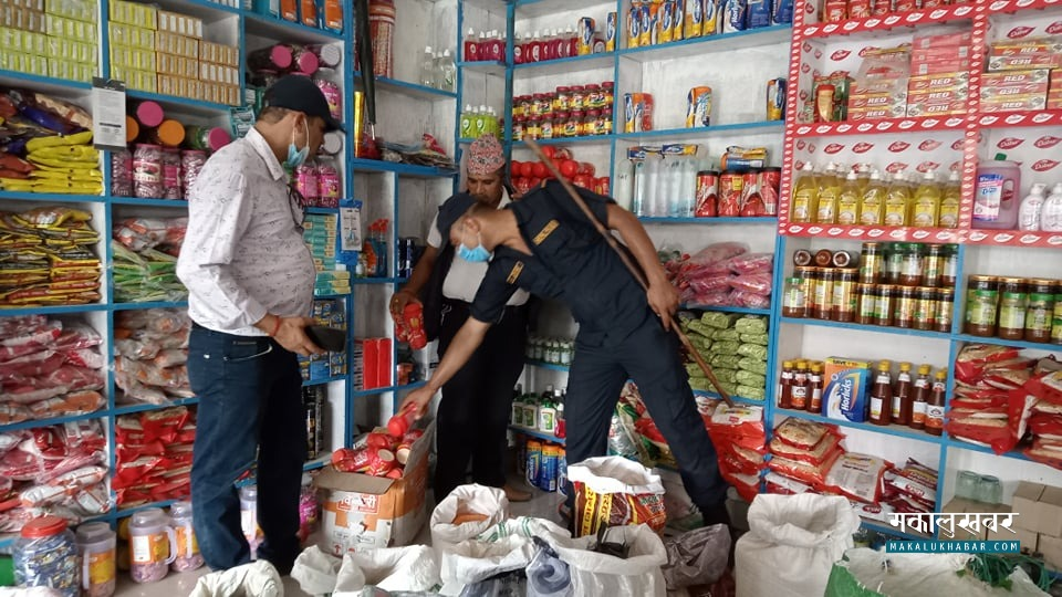 दसैँ लक्षित बजार अनुगमन : उपभोक्ता ठग्न अनेक बदमासी