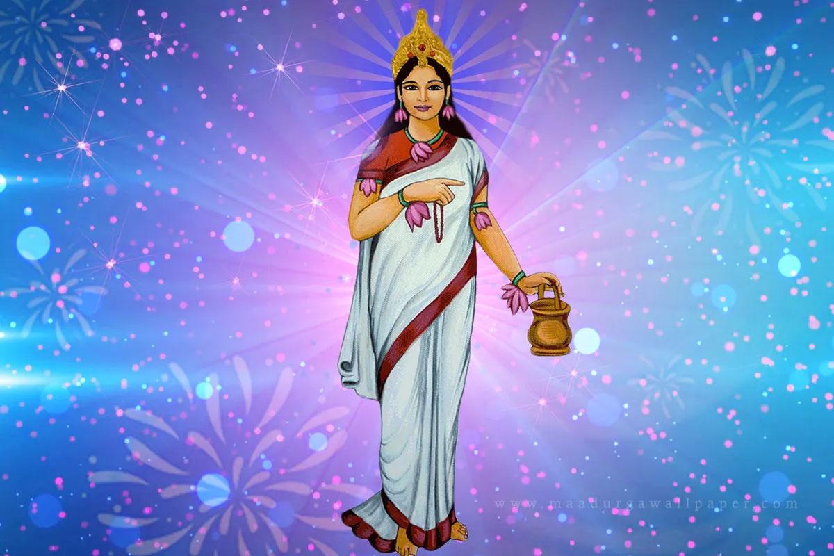 दशैंको दोस्रो दिन आज ब्रह्मचारिणी देवीको पूजा गरिँदै