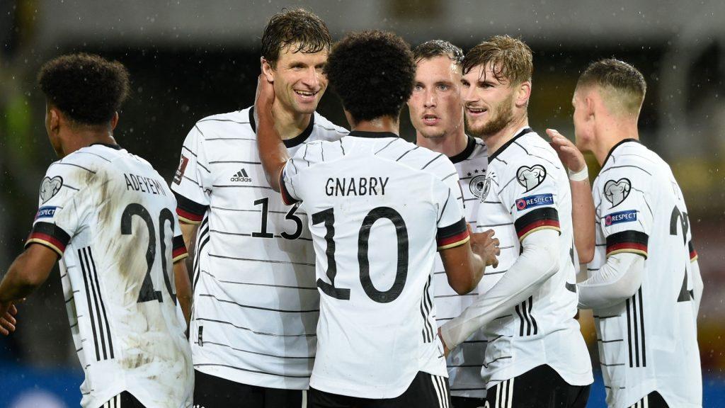 जर्मनी कतार विश्वकपमा छनोट हुने पहिलो देश बन्यो