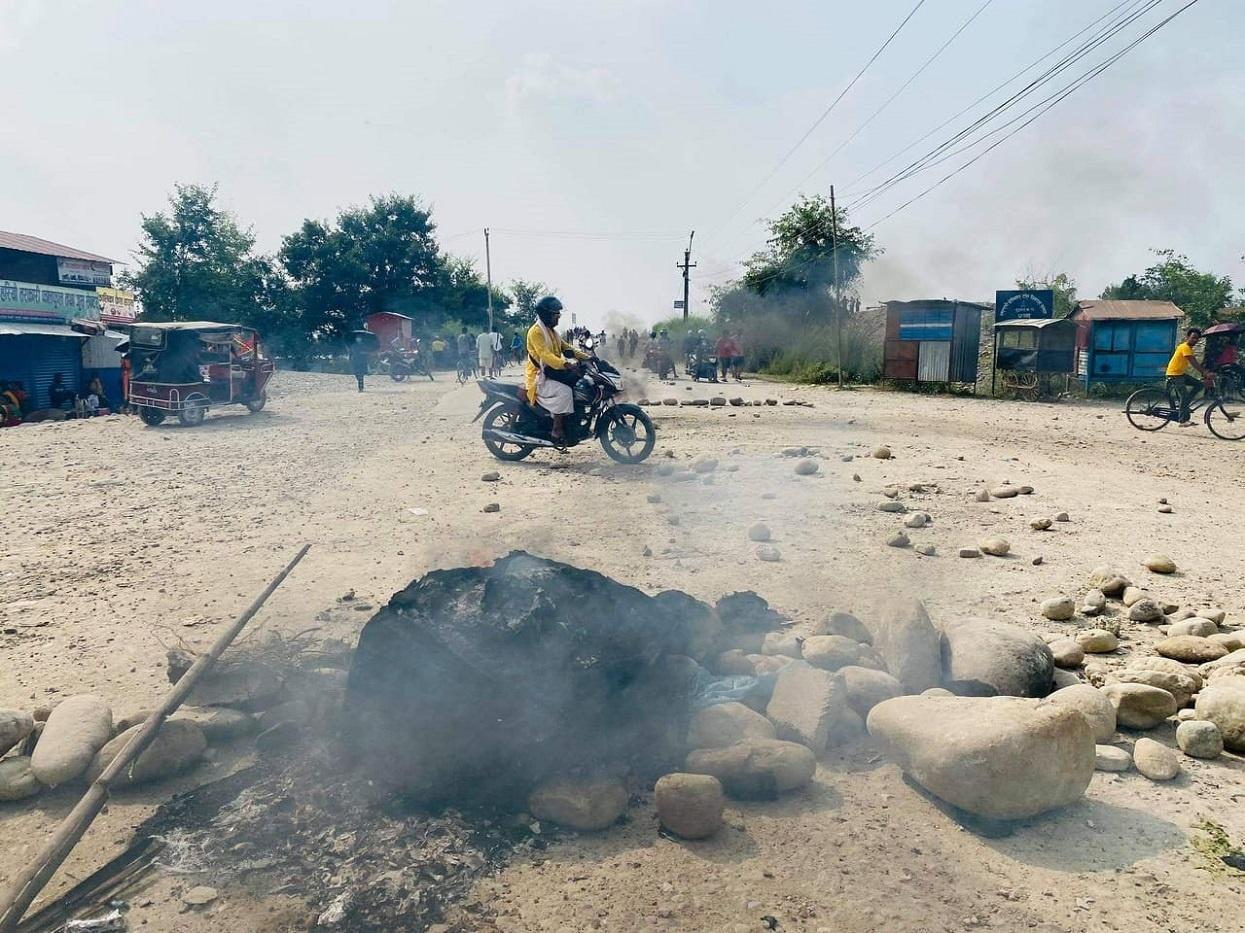 मोतीपुर घटनाका मृतक परिवारलाई प्रदेश सरकारले जनही एक लाख दिने