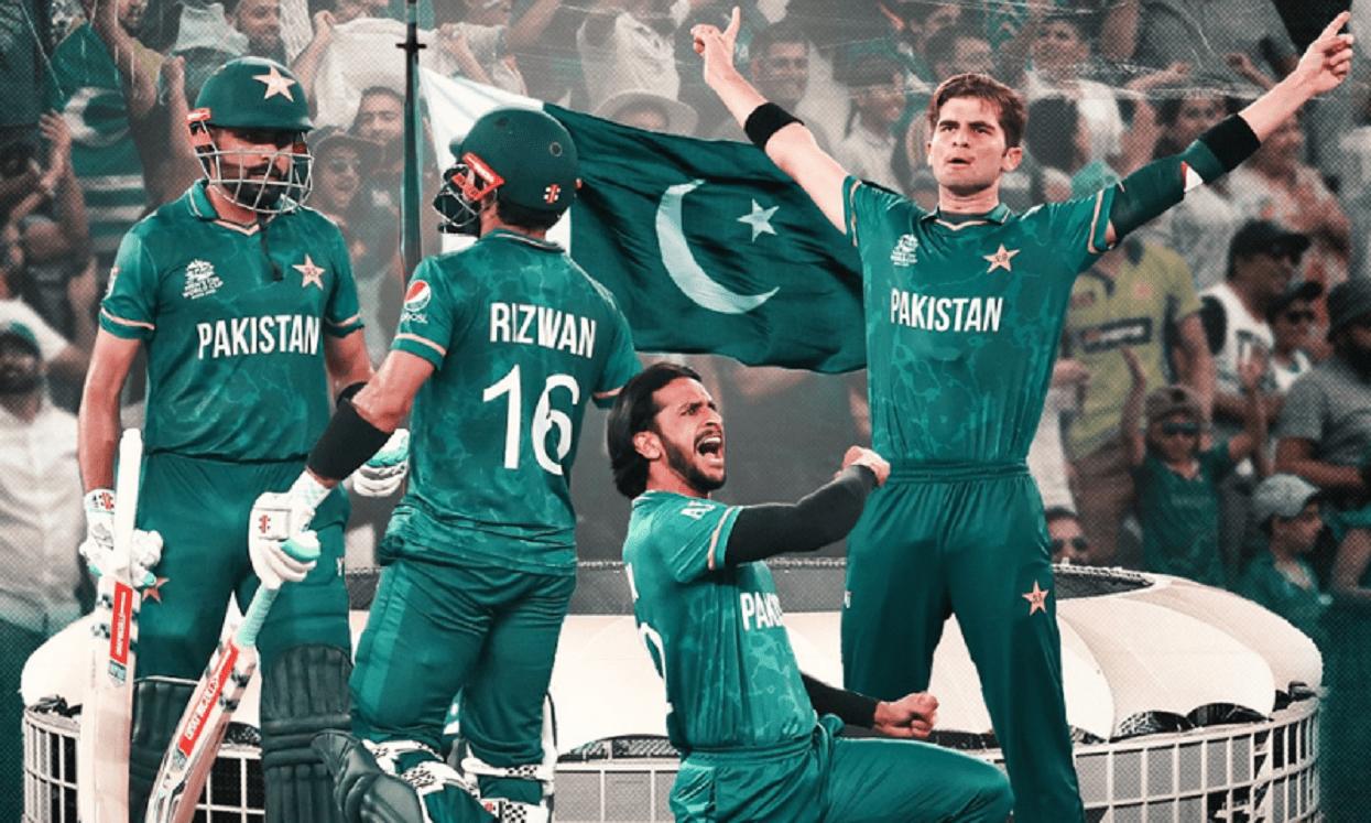 भारतविरुद्धको ऐतिहासिक जितमा पाकिस्तानी मिडियामा हर्षोल्लास