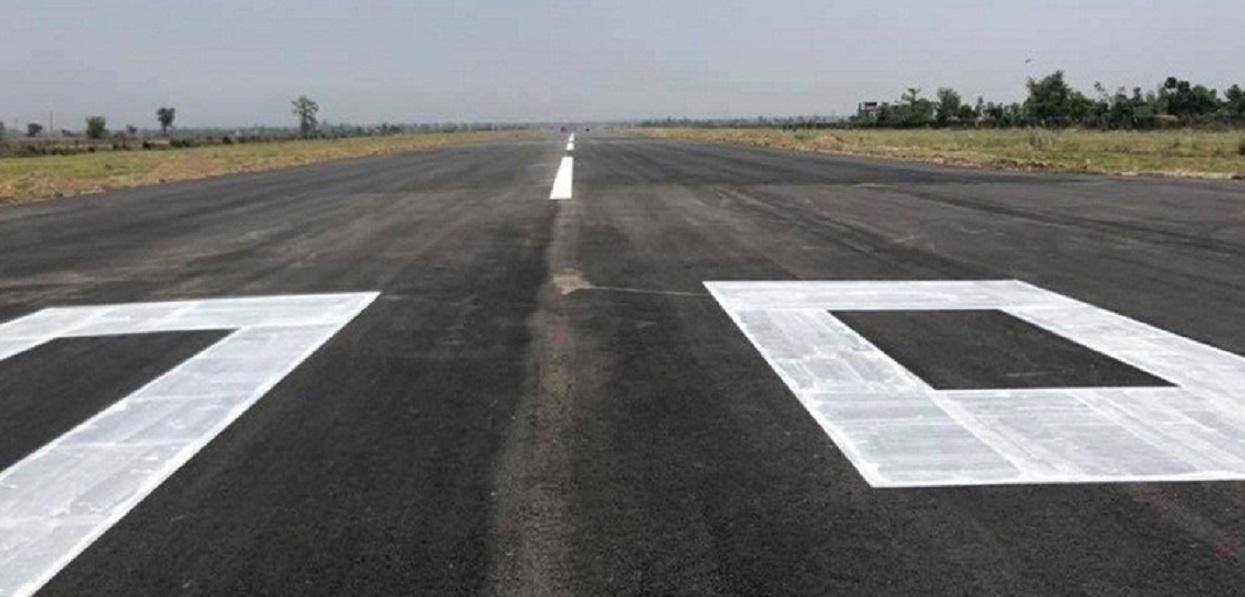 धनगढी विमानस्थल अवरुद्ध, समिटको जहाजमा समस्या
