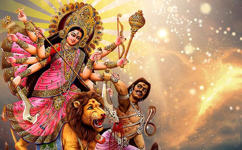 आज महाअष्टमी : दुर्गा भवानीको पूजा गरिँदै