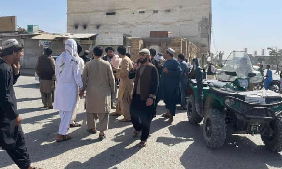 अफगानिस्तानको कान्दाहारमा भएको हमलामा ३२ को मृत्यु, ६८ जना घाइते