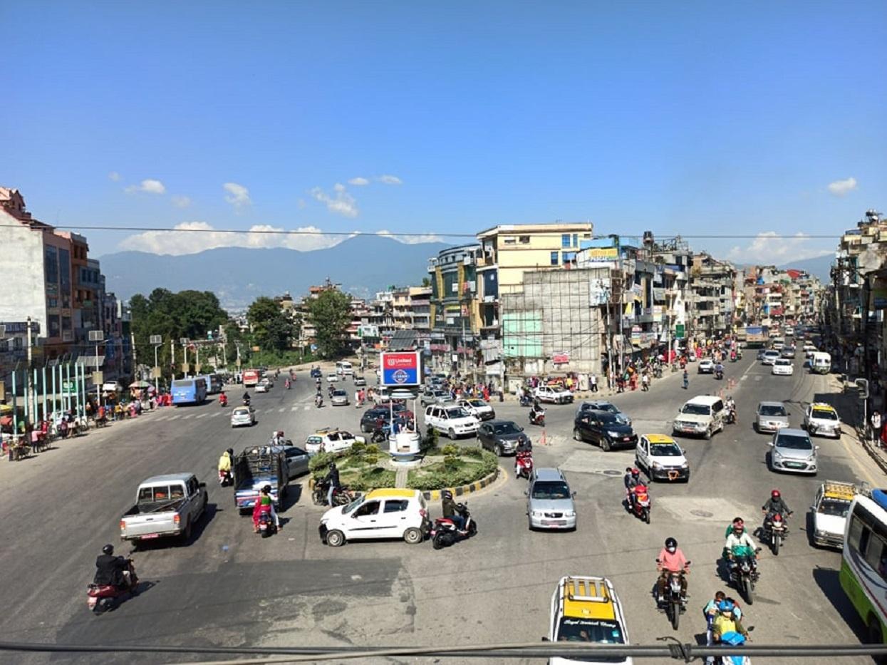 काठमाडौँमा चहलपहल बढ्यो