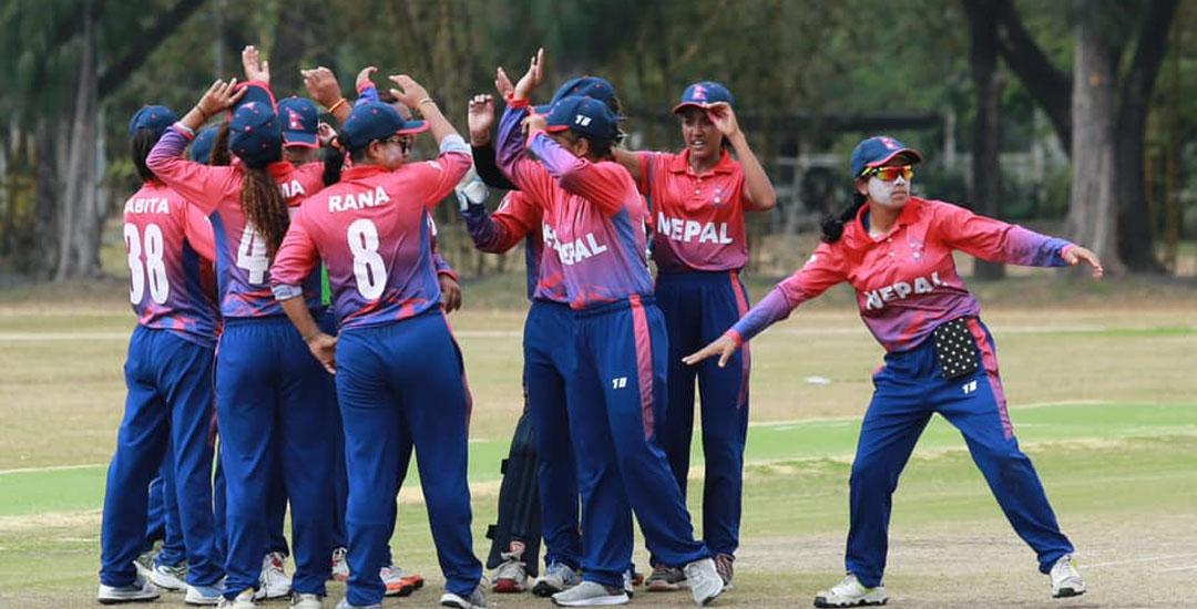 राष्ट्रिय महिला क्रिकेट : अन्तिम प्रशिक्षणका लागि २४ जना छनोट