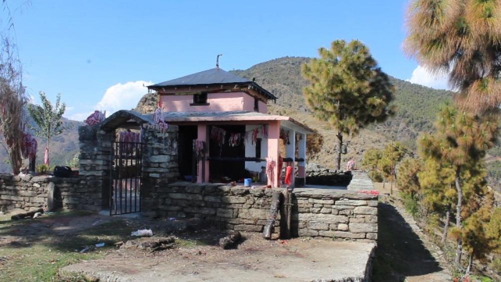 यस वर्ष खुल्यो कालभैरव मन्दिर, भक्तजनको घुइँचो