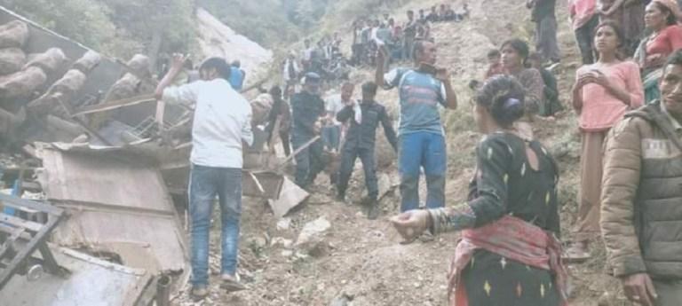 मुगु दुर्घटना : प्रदेश प्रहरीद्वारा छानबिन समिति गठन