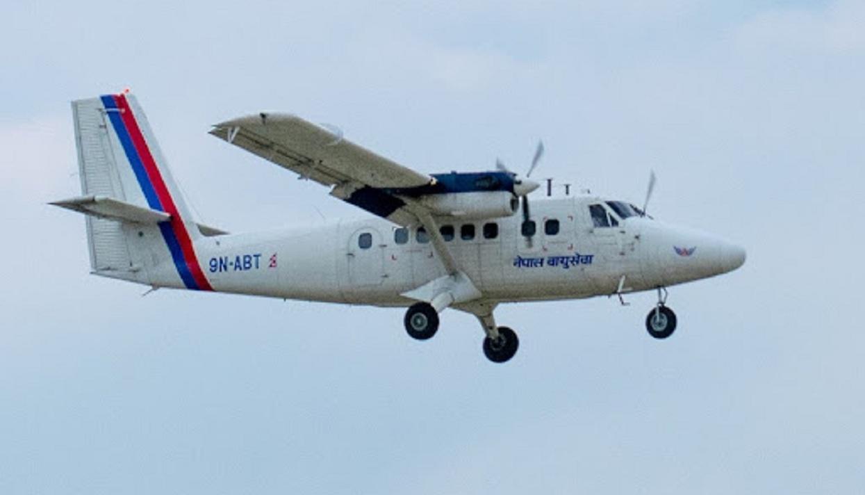 नेपाल वायुसेवा निगमले सुदूर पहाडमा उडान भर्ने