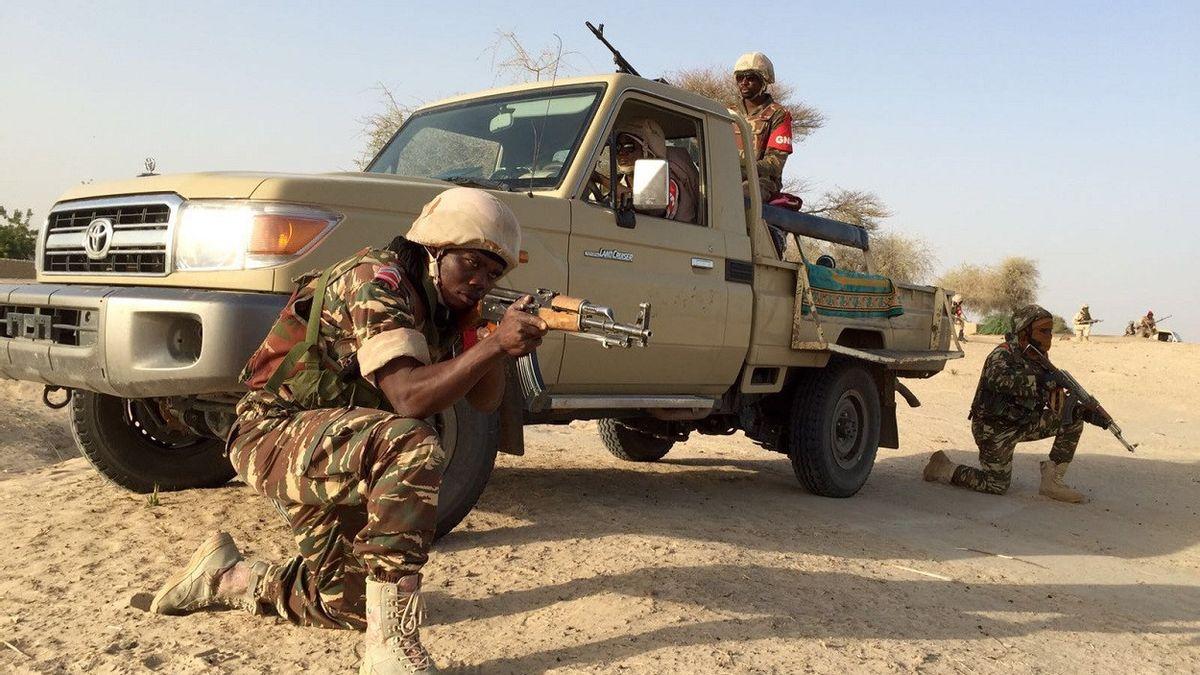 नाइजेरियामा सेनाको कारबाहीमा २५० जना बन्दुकधारी मारिए