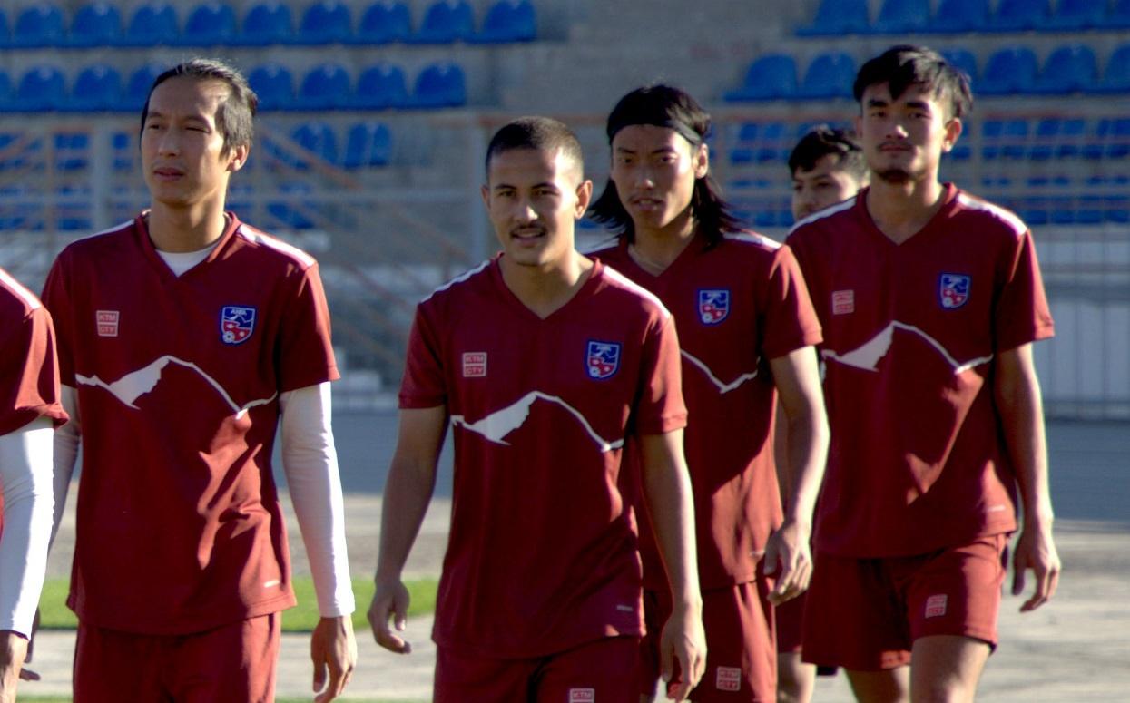 इरानसँग नेपाल ४-० ले पराजित